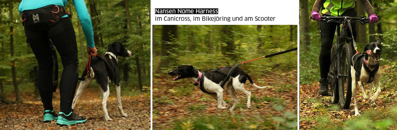 Nansen Nome in der Praxis
